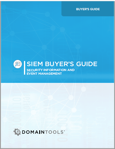 Security Information and Event Management (SIEM) Buyer's Guide